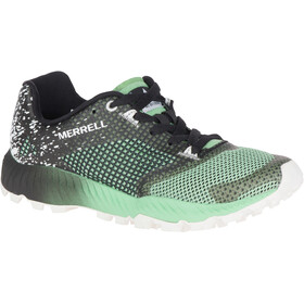 Merrell All Out Crush 2 Hardloopschoenen Dames grijs/turquoise
